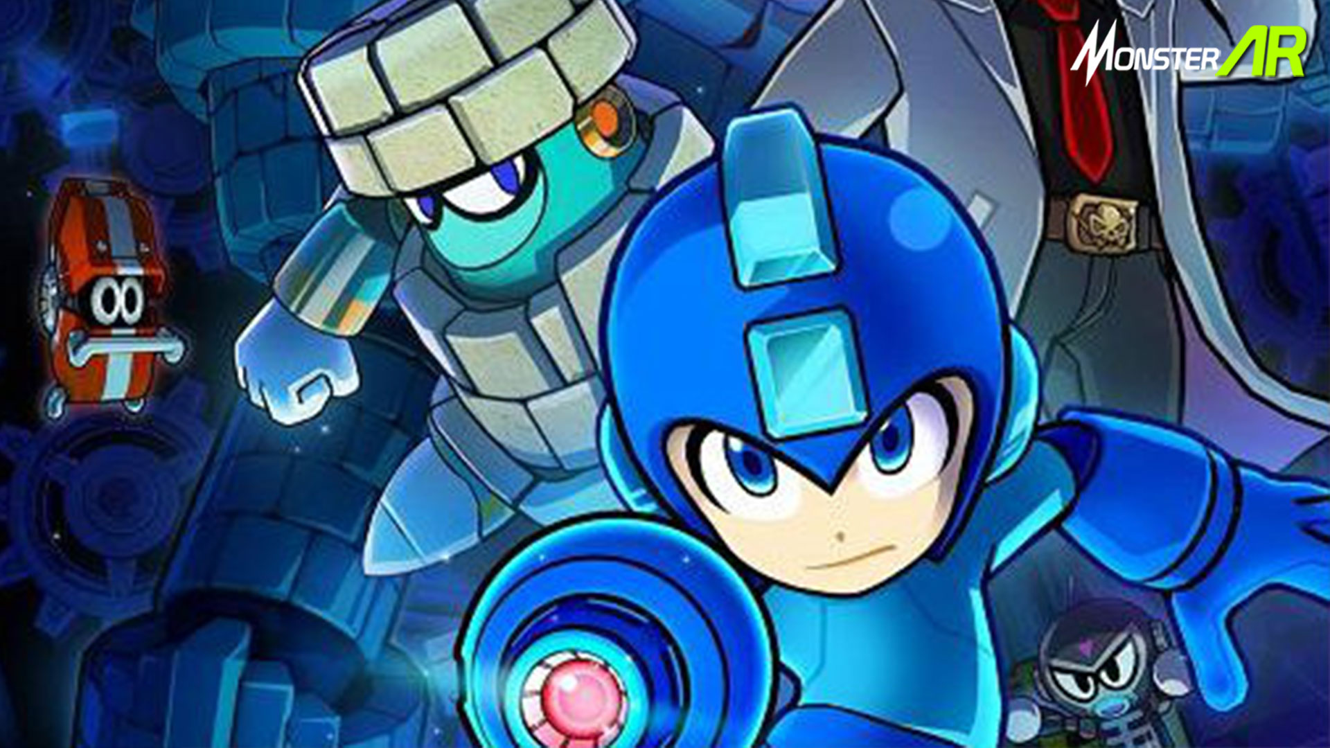 game mega man vr